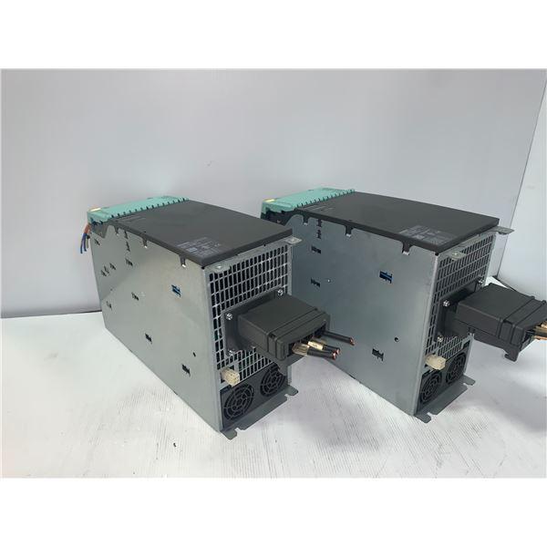 (2) - SIEMENS - 6SL3120-1TE26-0AA3 SINGLE MOTOR MODULES