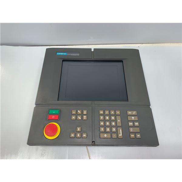 SIEMENS / CINCINNATI MILACRON 3-424-2202A01 / 3-525-099A CONTROL PANEL