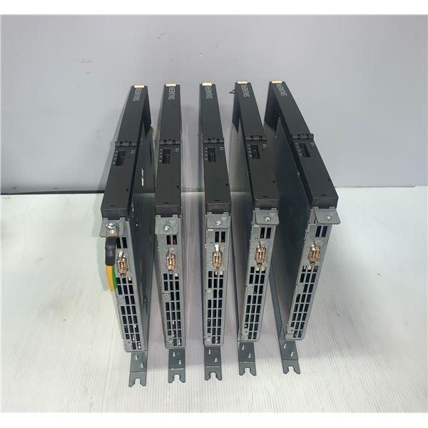 (5) - SIEMENS 6SL3040-0NB00-0AA0 NUMERICAL EXTENS. NX15