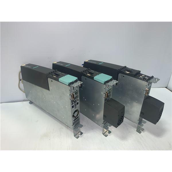 (3) - SIEMENS 6FC5372-0AA00-0AA2 SINUMERIK 840D sl NCU 720.2 WITH PLC 317-2DP