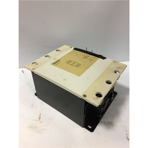 Siemens 3RW3465-0DC25 Motor Controller