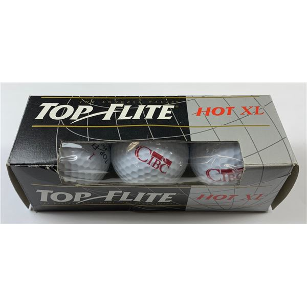 CIBC Golf Ball Package