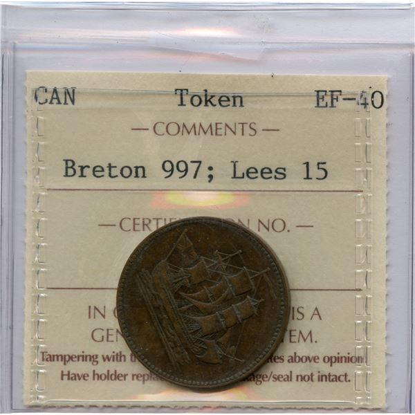 BR 997, Lees 15