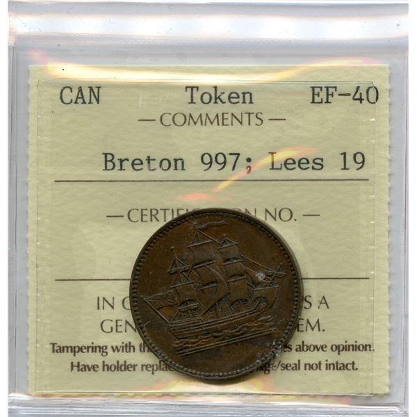 BR 997, Lees 19