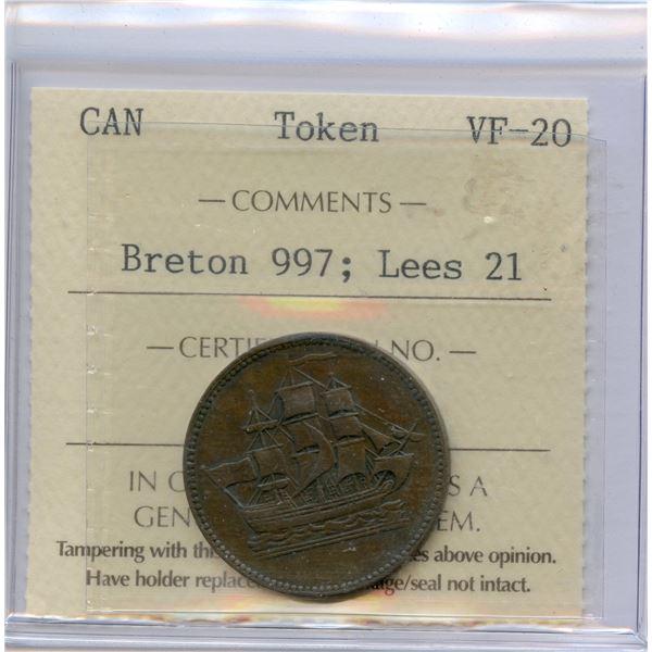 BR 997, Lees 21