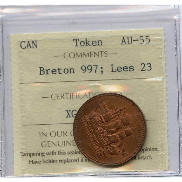 BR 997, Lees 23