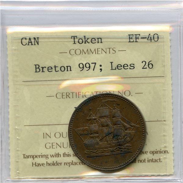 BR 997, Lees 26