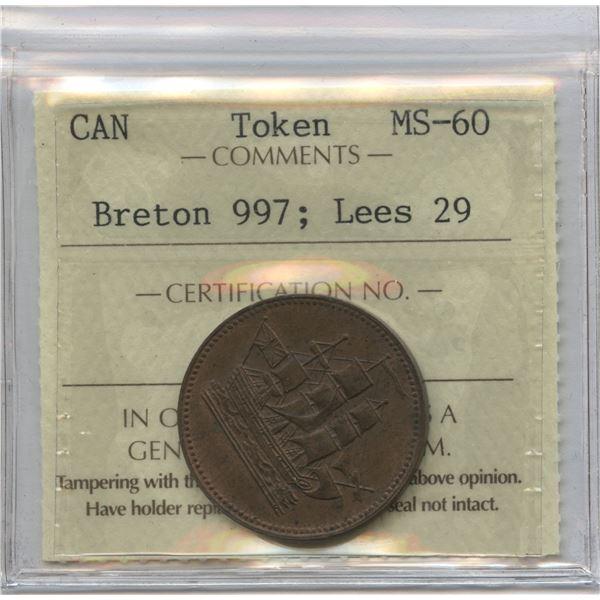 BR 997, Lees 29