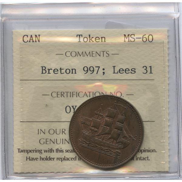 BR 997, Lees 31
