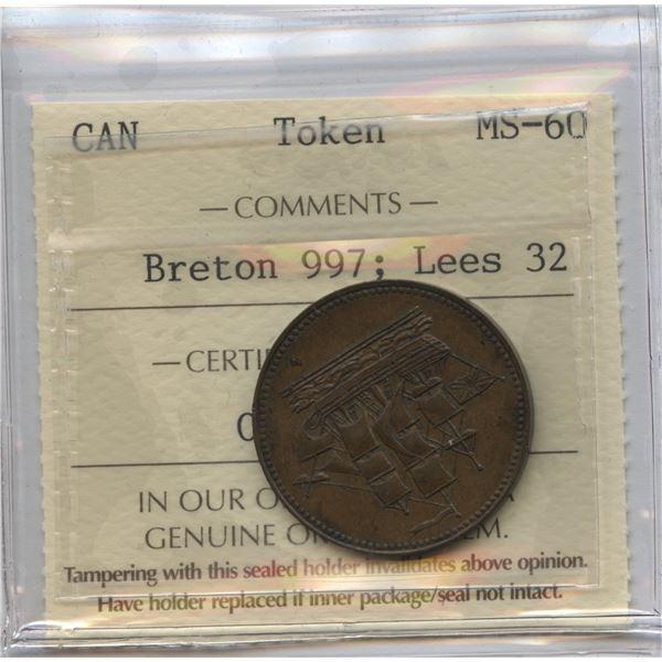 BR 997, Lees 32