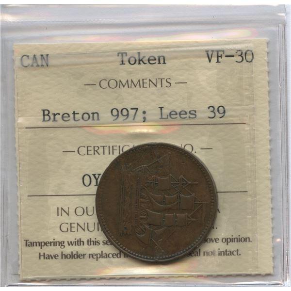 BR 997, Lees 39