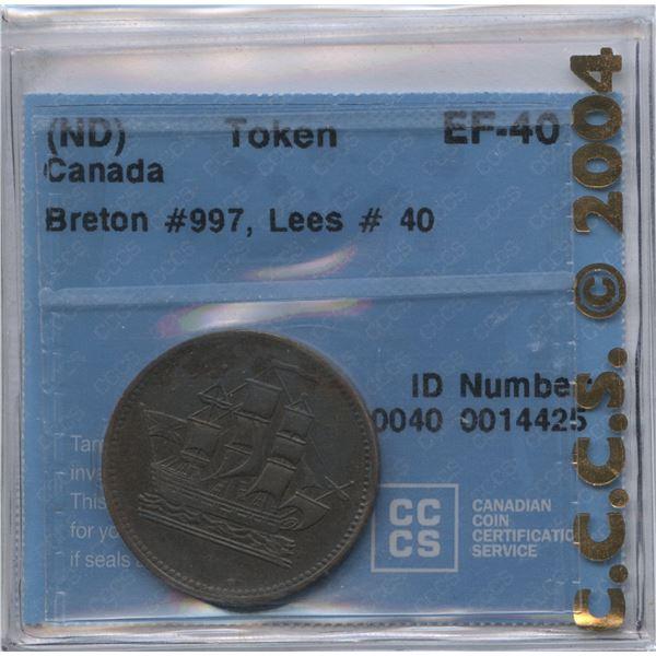 BR 997, Lees 40