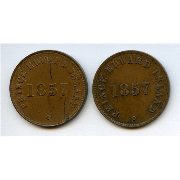 BR 919 - Lot of 2 Tokens