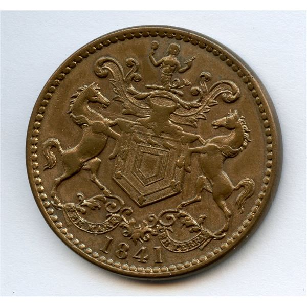 BR 952, NF-1B2  Rutherford Token, 1841