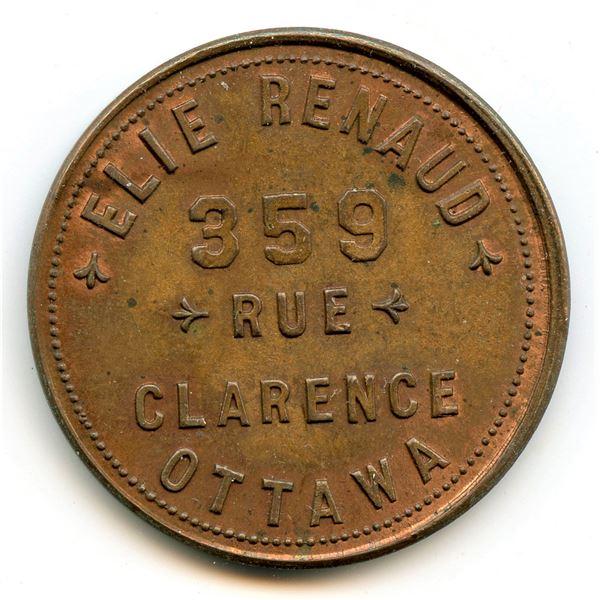 BR 769. Bowman AW-A. Elie Renaud.