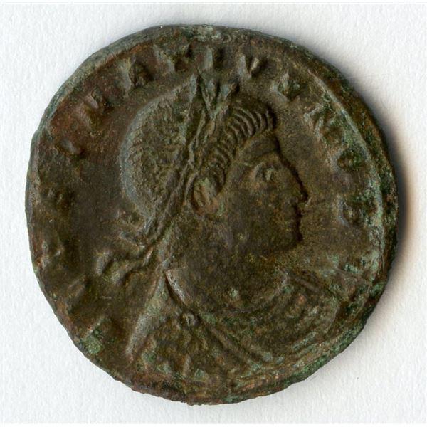 Roman Imperial - Delmatius. 335-337 AD. AE 3