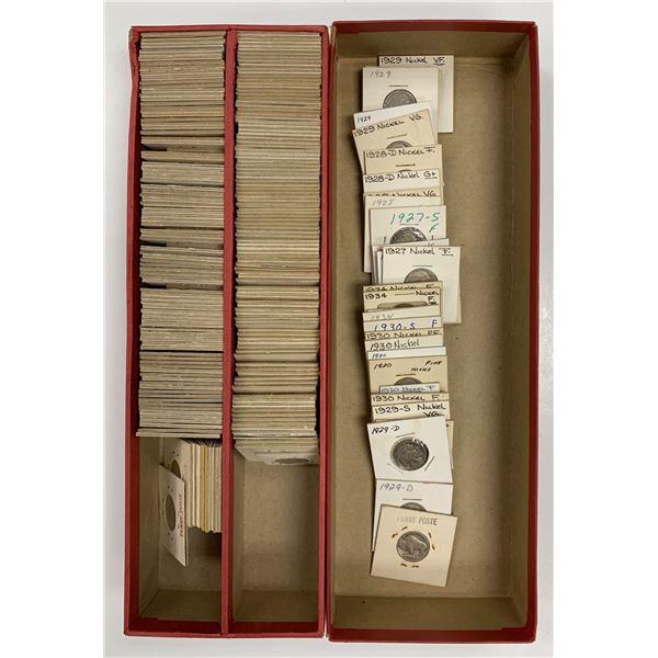 United States 5 Cents 1892-1976 Dealer Lot