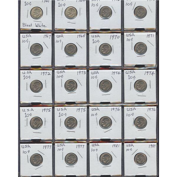 USA Coin Collection