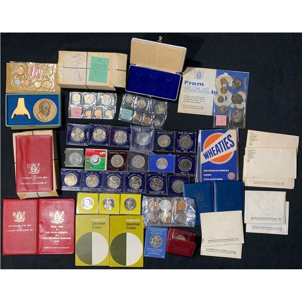 "World Coin Mint Lot ""Box-O-Full"""