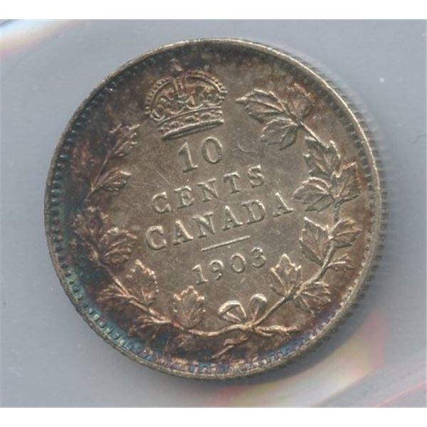 1903 Ten Cents