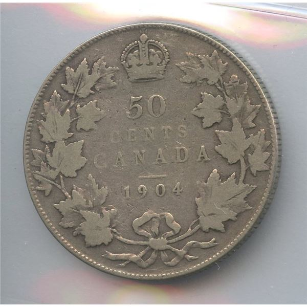 1904 Fifty Cents