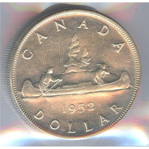 1952 Silver Dollar - NWL