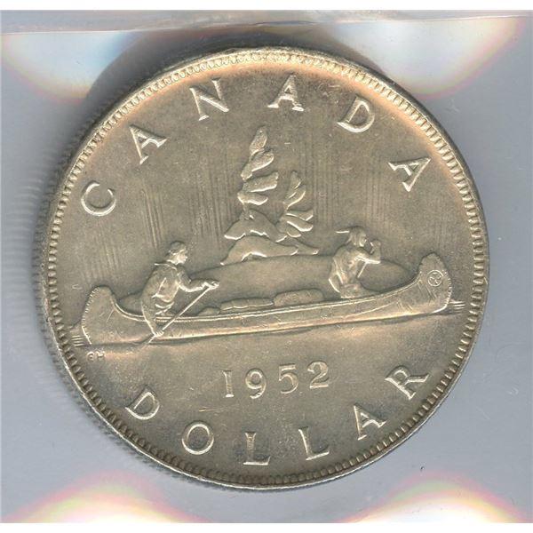 1952 Silver Dollar - WL
