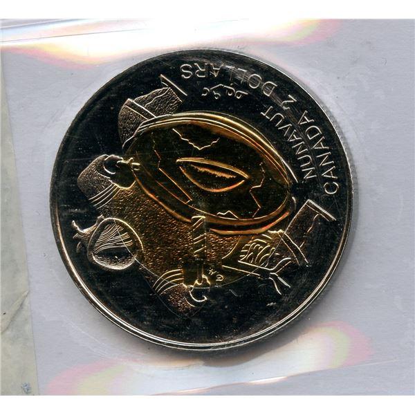 1999 Mule Nunavut Toonie
