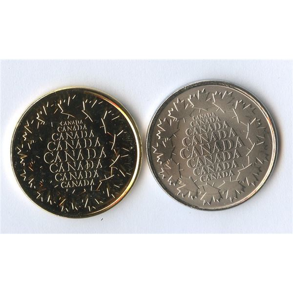 "Royal Canadian Mint, ""Salesman Sample"" Token. CH# SS-5"