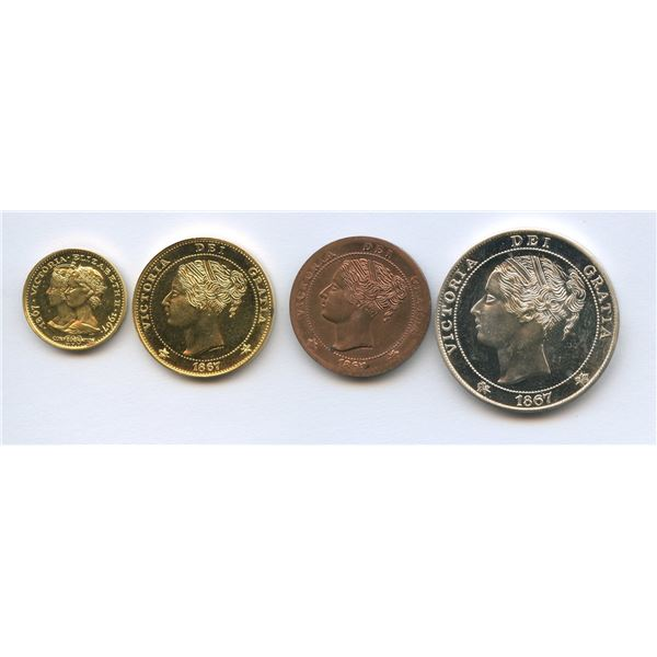 McTavish Medal Group of 4