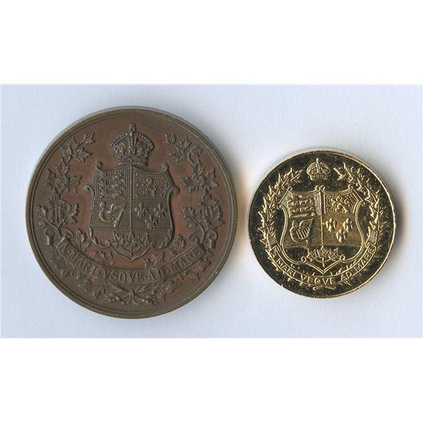 CanadaConfederation1867-1927 medals.