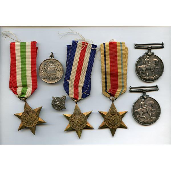 Militaria - Lot of 7