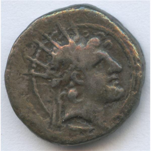 Seleukid Kingdom. Alexander I Bala. 150-145 B.C.