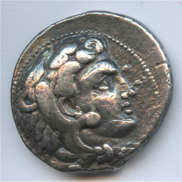 KINGS of MACEDON. Alexander (the Great) III. 336-323 BC. AR Tetradrachm