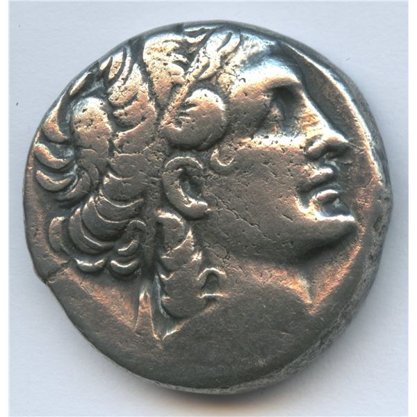 PTOLEMAIC KINGS of EGYPT. Cleopatra VII Thea Neotera. 51-30 BC. AR Tetradrachm