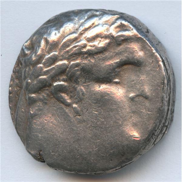 PHOENICIA, Tyre. 126 BC-65 AD. AR Tetradrachm/Shekel ( 30 Pieces of Silver  type)