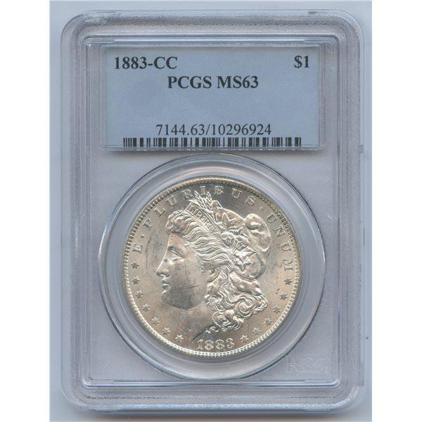 USA - 1883cc Silver Dollar