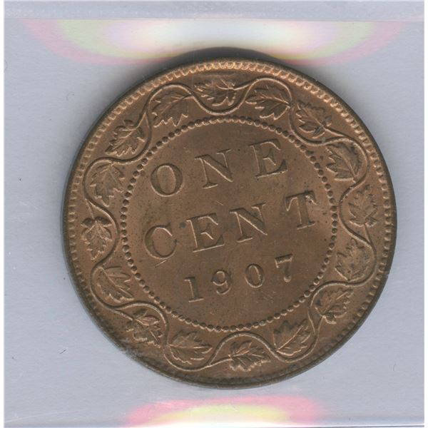 1907 One Cent