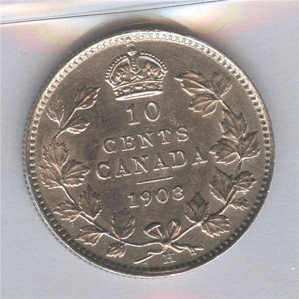 1903H Ten Cents