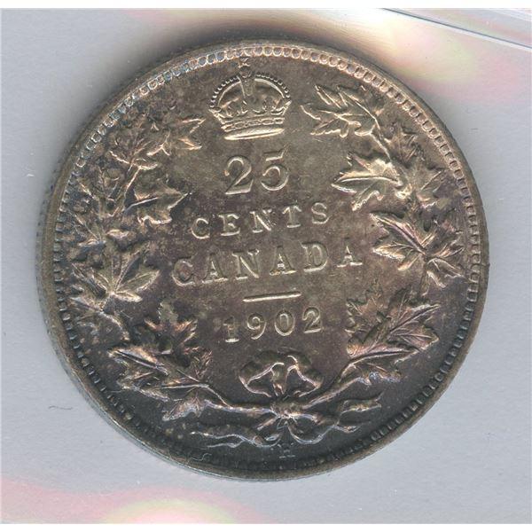 1902 Twenty-Five Cents