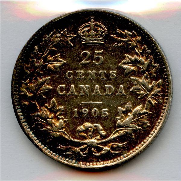 1905 Twenty-Five Cents