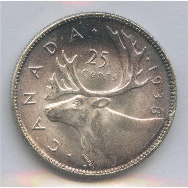 1938 Twenty-Five Cents