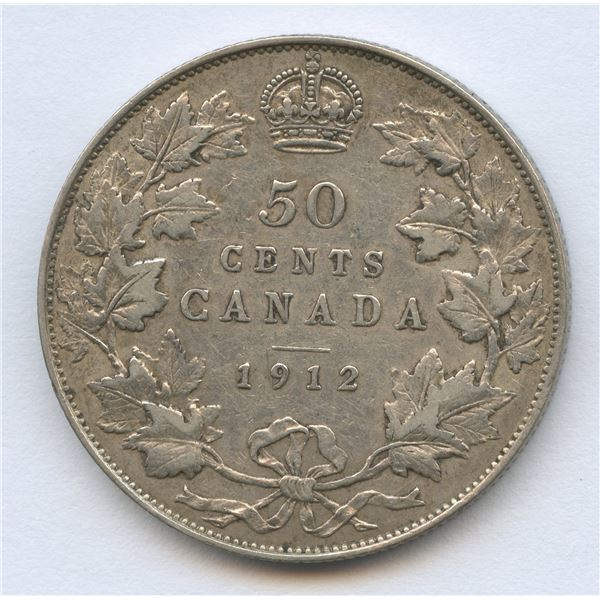 1912 Fifty Cents