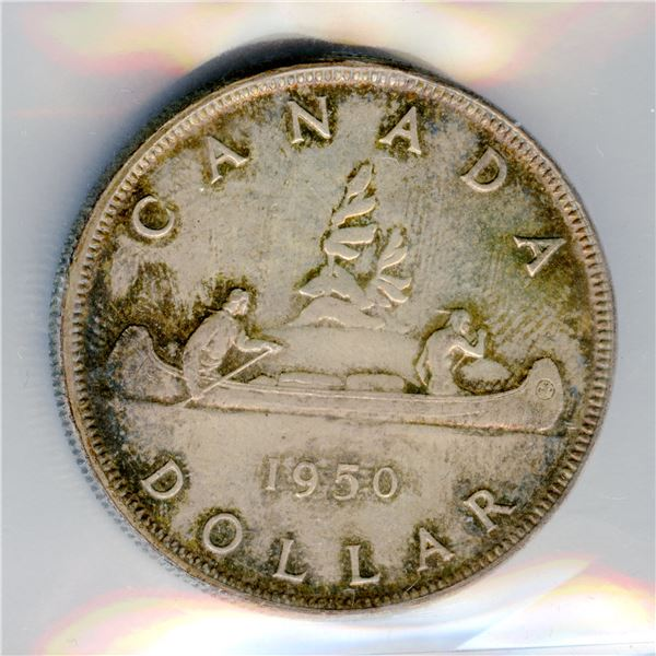 1950 Silver Dollar - SWL