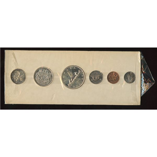 H. Don Allen Collection - 1956 Proof Like Set