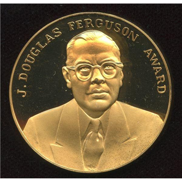H. Don Allen Collection - Ferguson Medal
