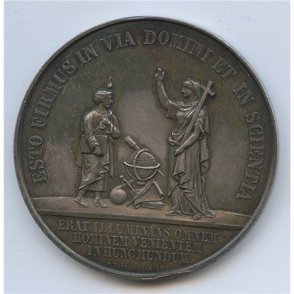 University of Ottawa Education Silver Medal