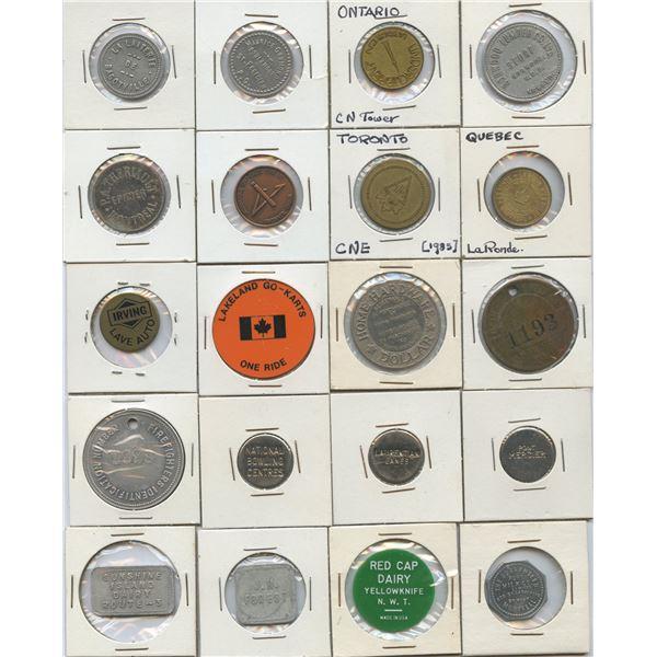 H. Don Allen Collection - Canada Trade Tokens