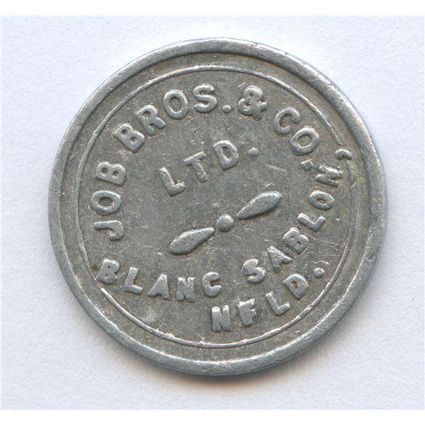 BLANC SABLON- JOB BROS. & CO. / LTD. / BLANC SABLON, / NFLD.