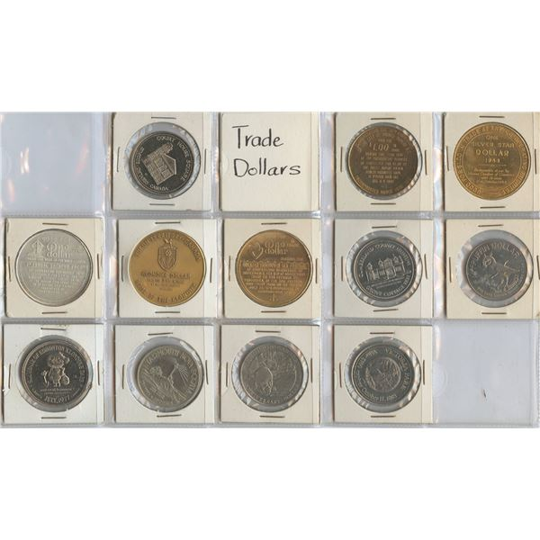 H. Don Allen Collection - Treasure Chest